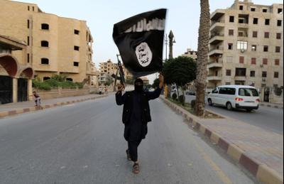 Боевик Исламского государства