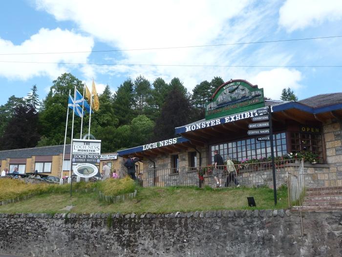 Музей Несси в Шотландии